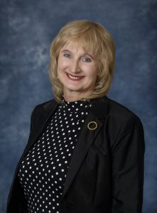 Mary Curran, PCH Auxiliary President